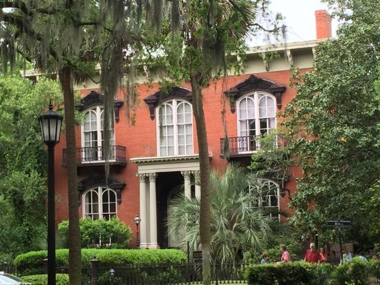 Green-Meldrim House: Southern charm