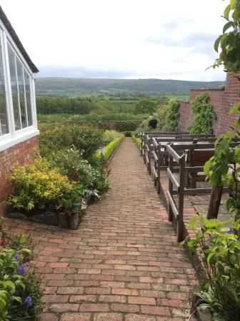 Wrington, UK: Kitchen garden