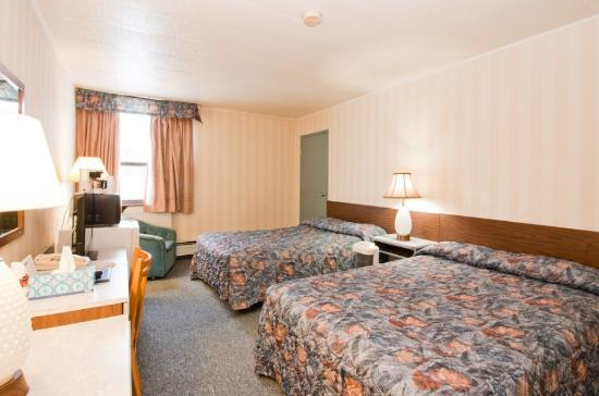 Springs Motor Inn: Smoking Double Room