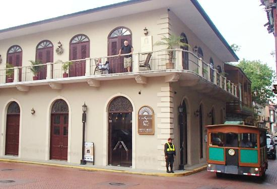 Casa Sucre Coffeehouse: Casa Sucre Boutique Hotel and Coffeehouse