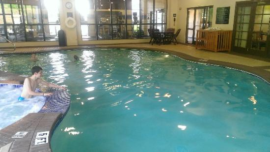 Hampton Inn Charleston Southridge Nice Pool