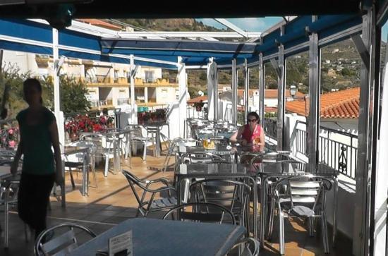 Miramar : Terrace