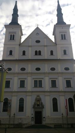 Pfarrkirche Sankt Xaver