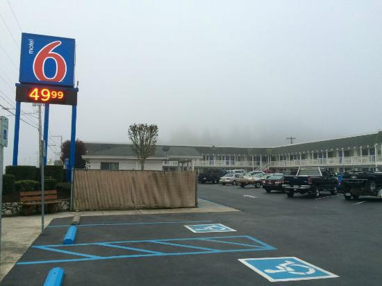 Motel 6 Coos Bay Picture Of Tripadvisor
