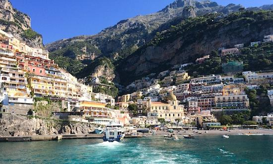 Hotel Buca di Bacco: Beautiful Positano!