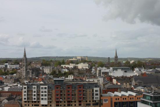 Drogheda Museum Millmount: uitzicht over Drogheda