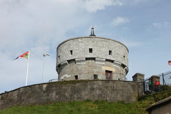 Drogheda Museum Millmount: Martello toren