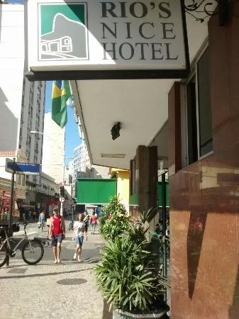 Rio's Nice Hotel: Rio,s Nice Hotel
