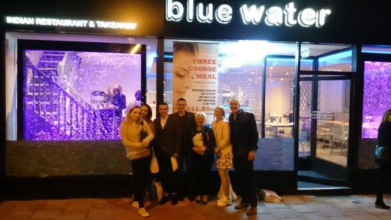 Blue Water Indian Restaurant & Takeaway