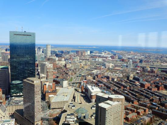 Prudential Center: Another breath taking view