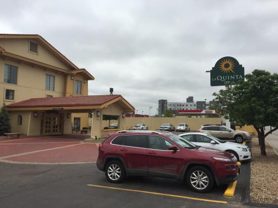 La Quinta Inn Denver Central: Outside 1
