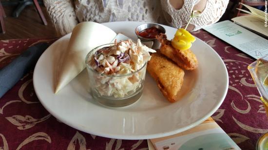 Tari's Cafe: Fish Fry