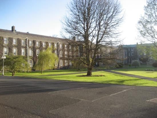 Maynooth Campus Conference & Accommodation: Very peaceful