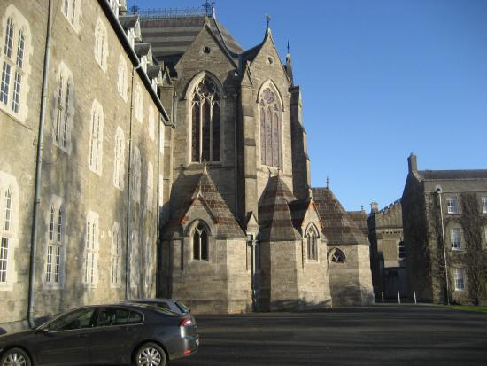 Maynooth Campus Conference & Accommodation: Top of church