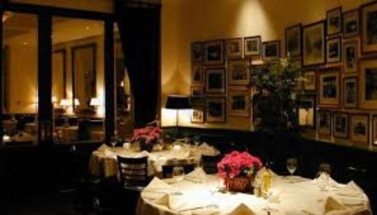 Grill on the Alley: Room for Private Dining