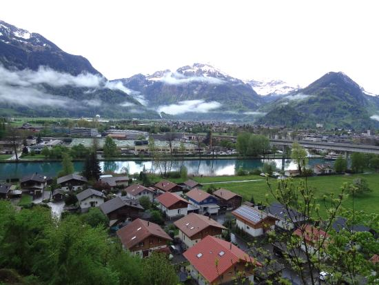 Gasthof Schonegg: view from room 3 of this hotel !!!