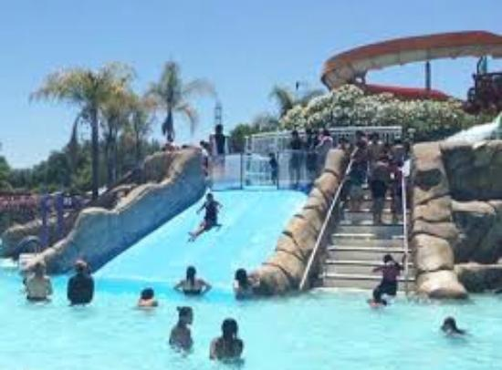 Gang Slide - Picture of Raging Waters, San Jose - TripAdvisor