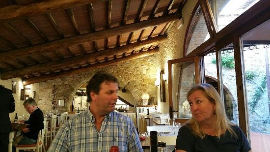 Hotel Belvedere Di San Leonino : Fantastisk place !! ������