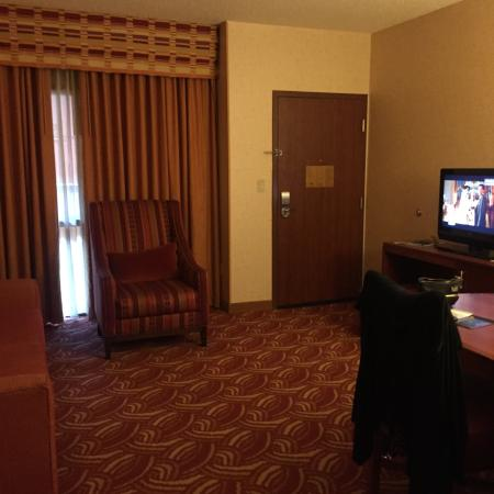 Embassy Suites by Hilton San Marcos - Hotel, Spa & Conference Center: Living area