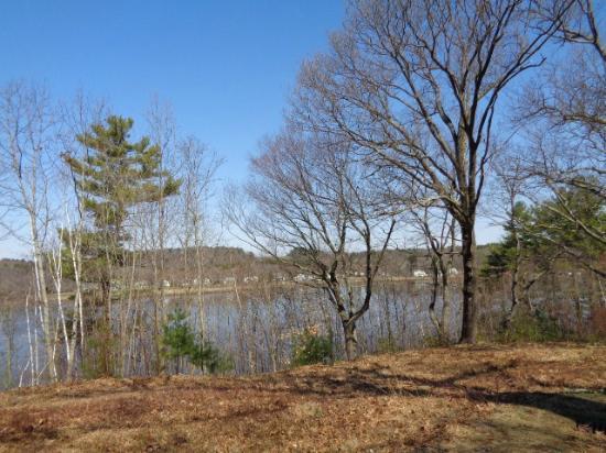 Maudslay State Park: Merrimack River view