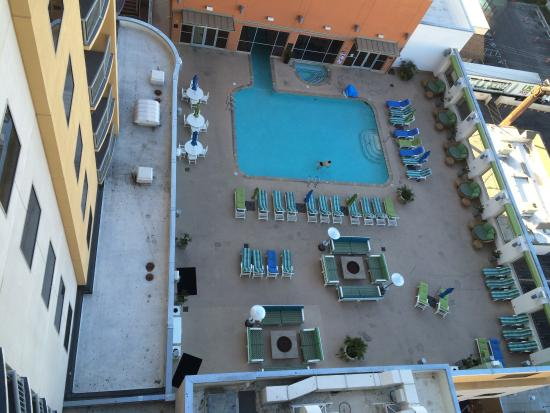 Platinum Hotel and Spa: Pool