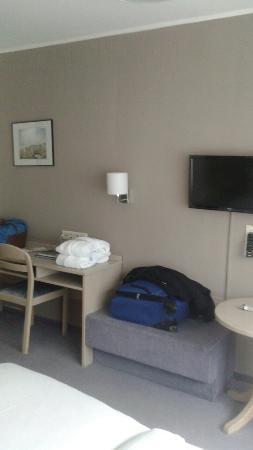 Hotel des Nations : Chambre standard