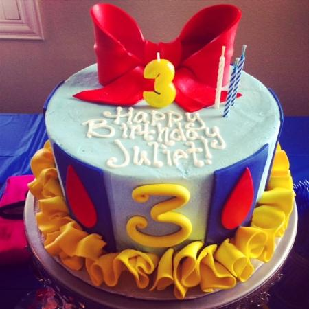 Surprising Custom Snow White Cake Picture Of Wonderland Bakery Las Vegas Funny Birthday Cards Online Alyptdamsfinfo