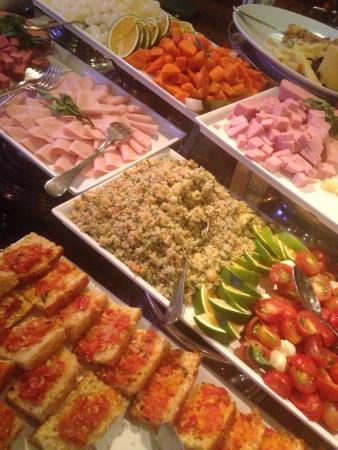 Caluma Buffet E Restaurante