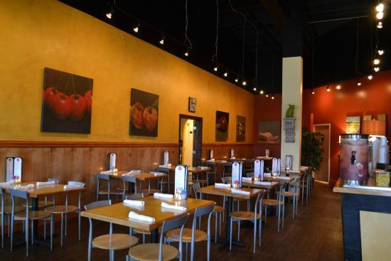 Poppyseed Market Dining Room