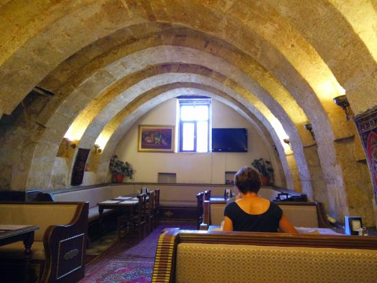 Cappadocia Palace : Restaurant