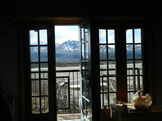 View From Rook 4 French Doors Second Level Picture Of The Lodge At