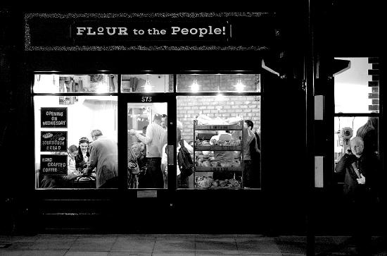 Flour To The People!