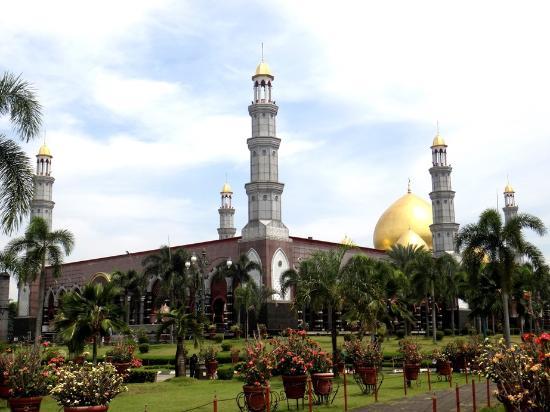 80 Foto Gambar Masjid Kubah Emas Dian Al Mahri Paling Keren