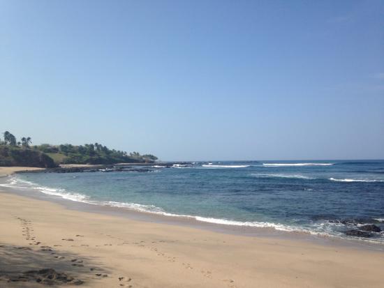 Playa Blanca ( White Beach ): Beware! High car robbery area