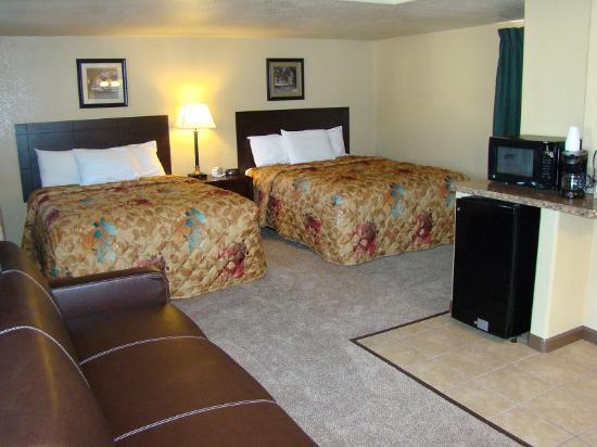 Rodeo Inn Motel: A Rodeo Inn Cabin