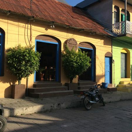 Hostel Yaxha: the hostel