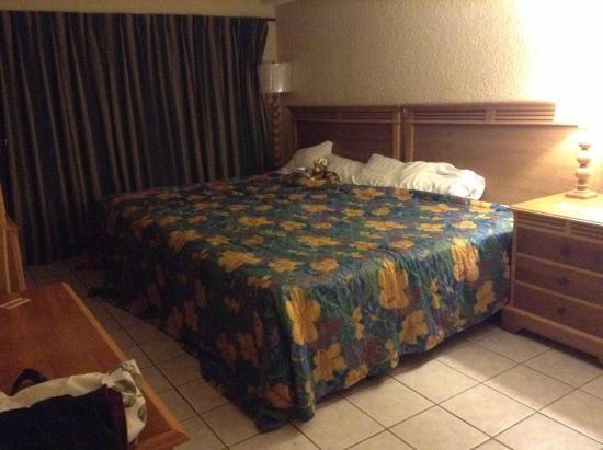 Treasure Island Resort: Room