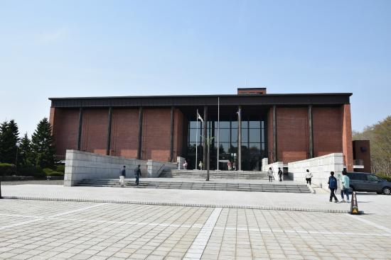 Hokkaido Museum Morino Charenga: 外観