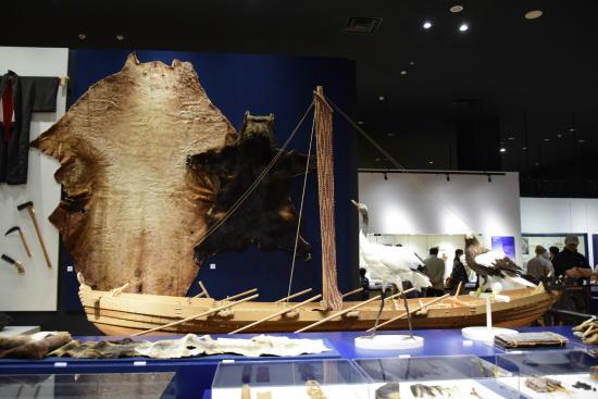Hokkaido Museum Morino Charenga: 江戸時代の交易のようす