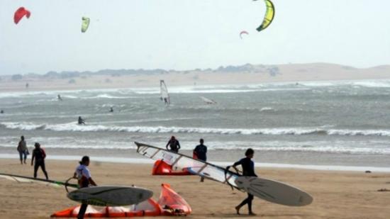 Riad Tamayourt: La plage