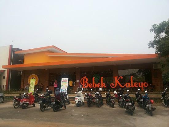 Photo2 Jpg Picture Of Bebek Kaleyo Grand Wisata Bekasi