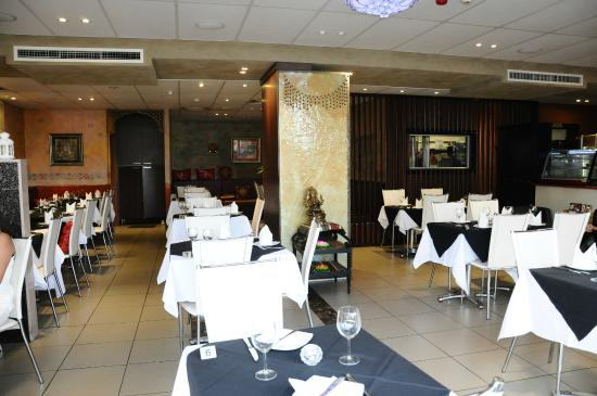 Front Restaurant Picture Of Dal Bukhara Authentic Indian Cuisine