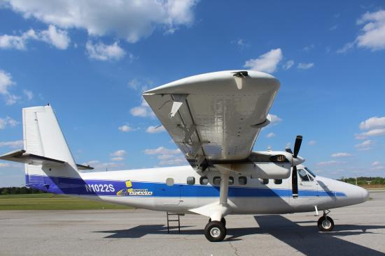 Thomaston, GA: this is the plane that will take you up