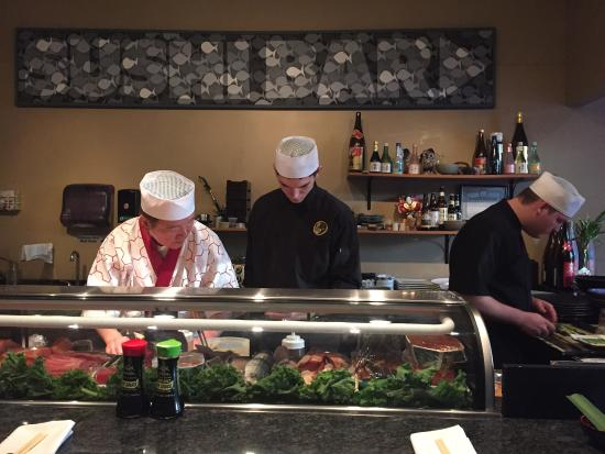 Kingston, NY: The 3 amigos making authentic Japanese sushi...