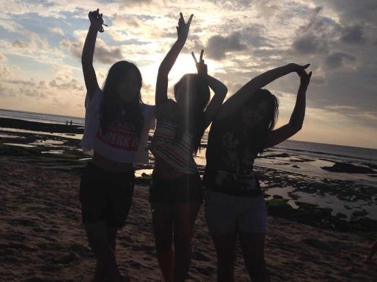 Balangan Beach: balangan