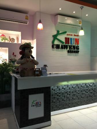 Khun Chaweng Resort: Front