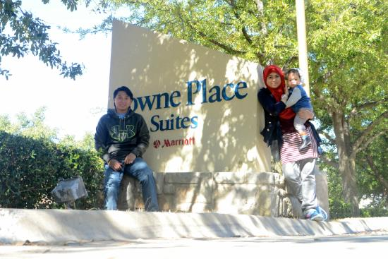 TownePlace Suites Dallas Plano: We were there!
