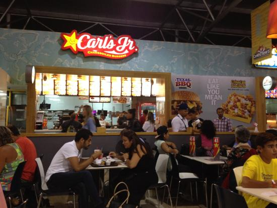 Carl S Jr Panama City Mall Multiplaza Punta Pacifica