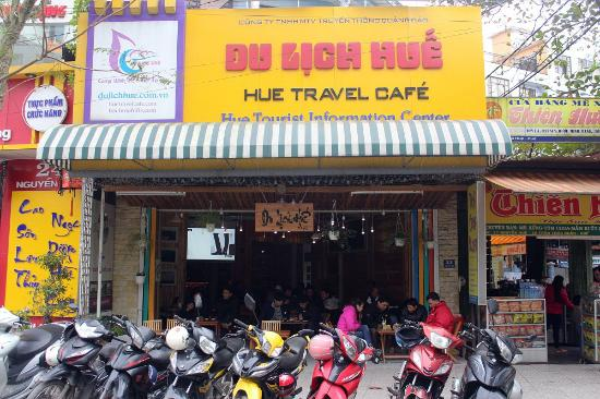 Hue Travel Cafe