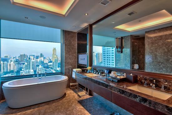 Radisson Blu Plaza Bangkok: Royal Deluxe Suite - Bathroom